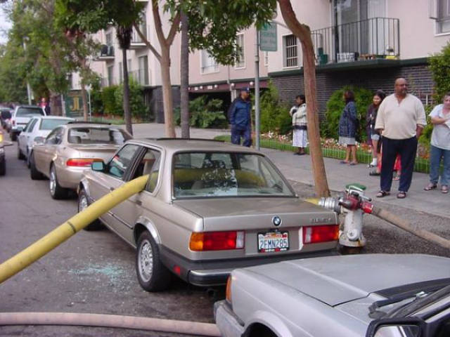 hydrant-parking